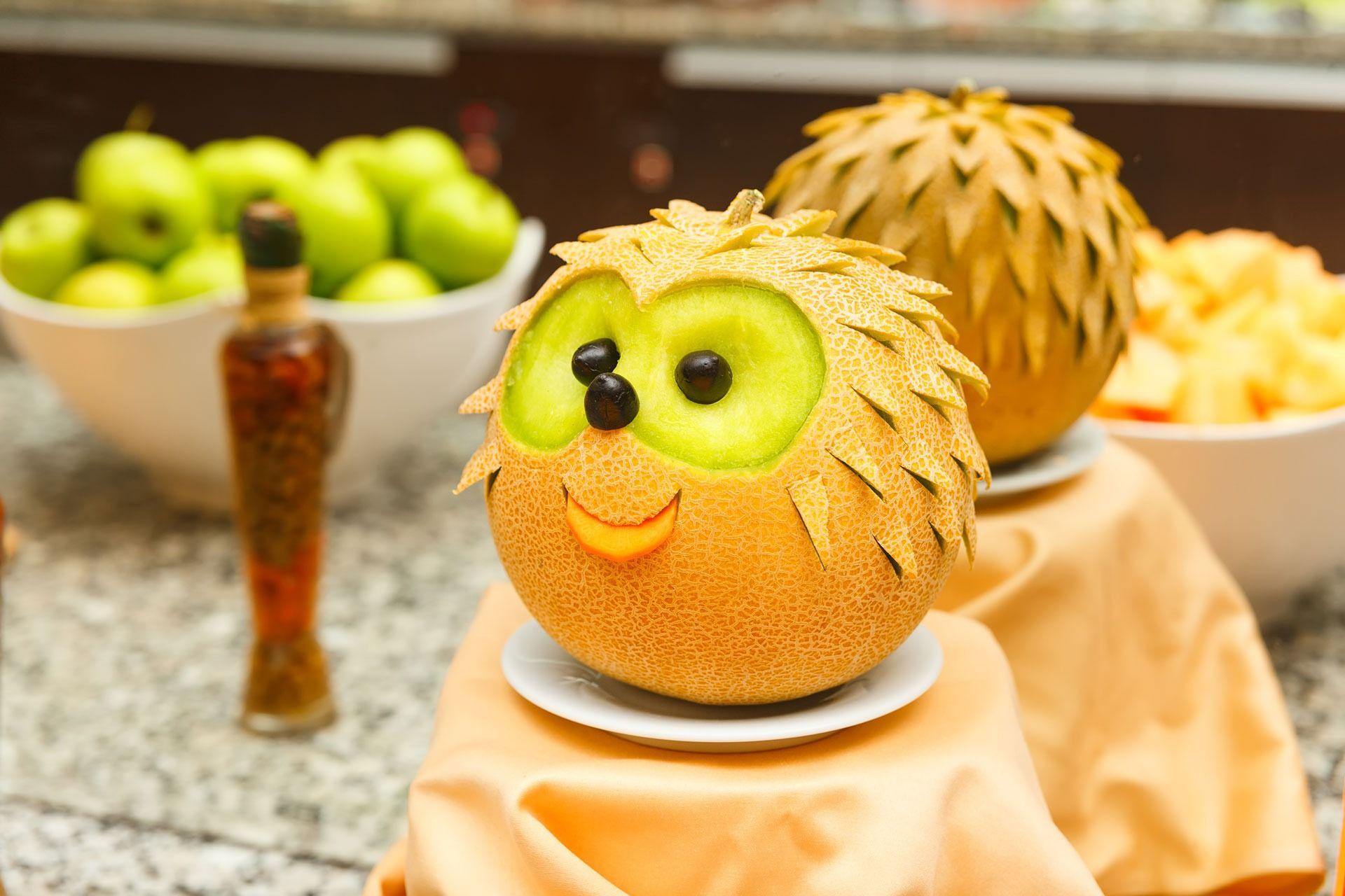 פיסול בפירות