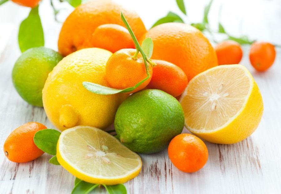 פירות הדר להכנת בושם ביתי
