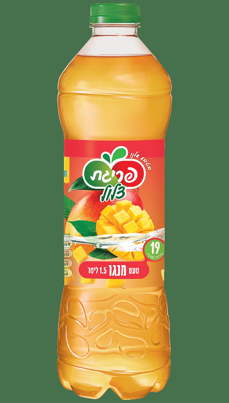 מיץ מנגו צלול